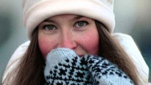 Как зимой предотвратить простудный герпес?