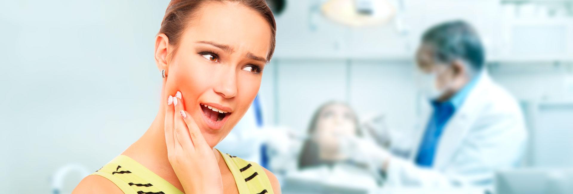 Болит запломбированный зуб без нерва