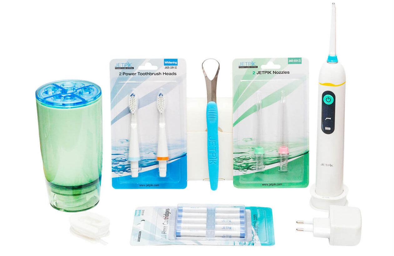 Выбираем портативные ирригатор полости рта