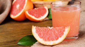 Сок грейпфрута для масок на лицо