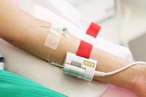 внутривенное лазерное очищение крови