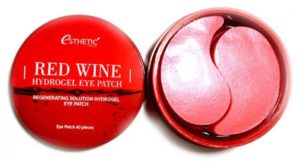 «Esthetic House Red Wine Hydrogel Eye Patch» патчи под глаза