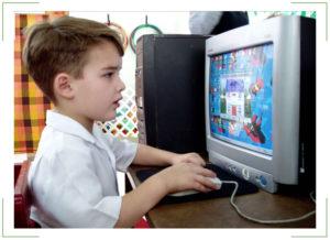 Причины ухудшения зрения у детей