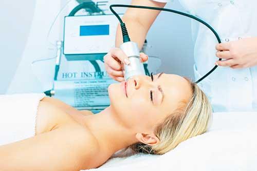 Криотерапия аппаратными методами