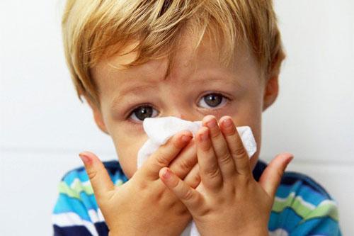 Этмоидальный синусит у ребенка