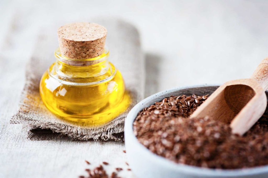Льняное масло для кожи