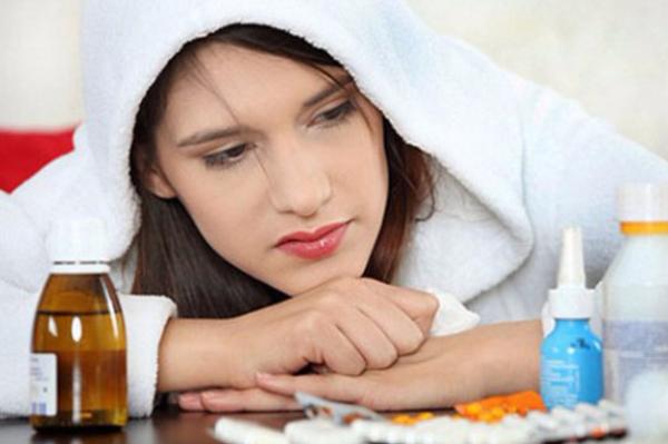 Пансинусит или простуда?
