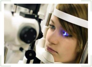 Операция при отслоение сетчатки глаза