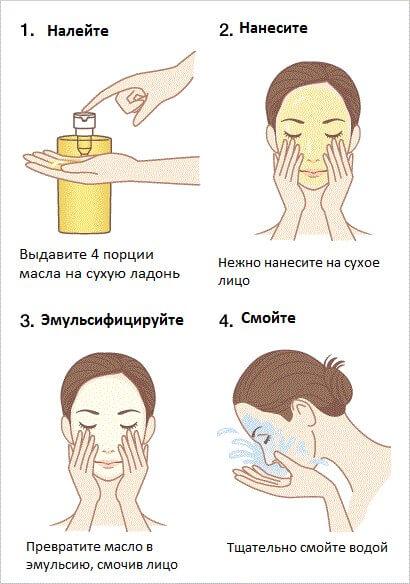 Гидрофильное масло – эффективно ли для кожи?