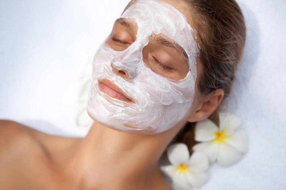 маска из кефира для лица
