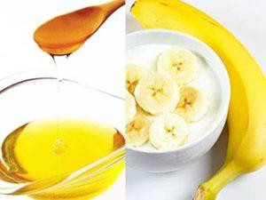 Сметана с фруктами