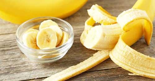 Банан для кожи