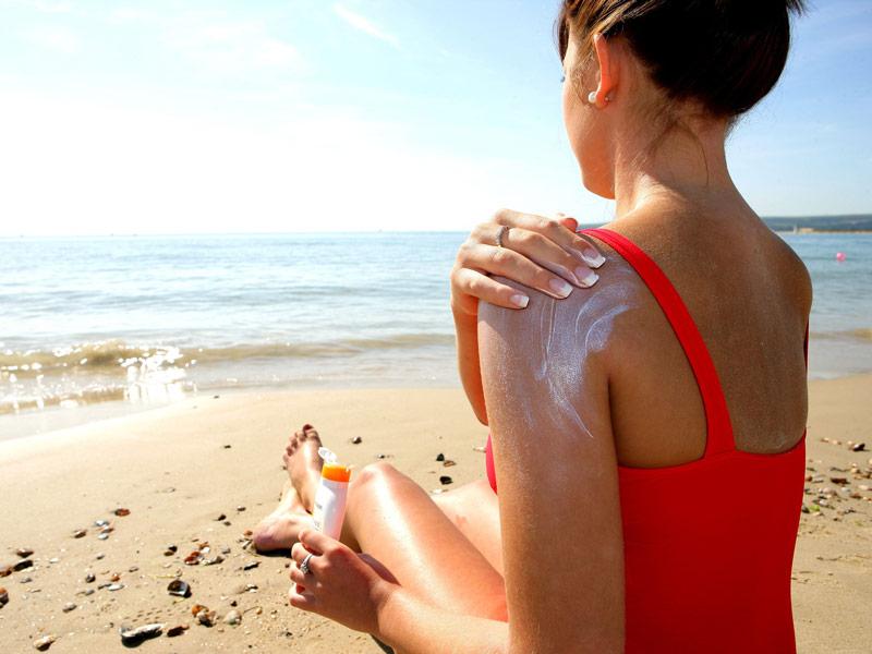 Загарает, солнцезащитный крм
