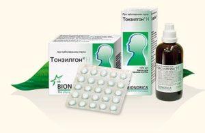 Синупрет или Тонзилгон: что выбрать, какой препарат эффективнее