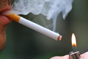 Курение негативно сказывается на коже