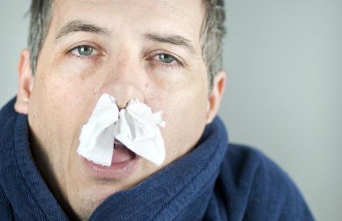 Заложенный нос