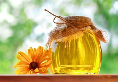 Мед и календула
