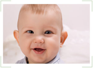 Косоглазие у новорождённых