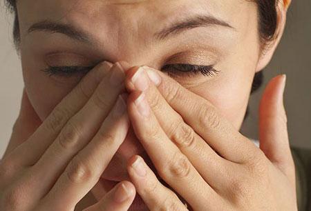 Боль в глазнице