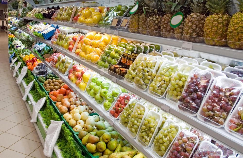 магазин, фрукты