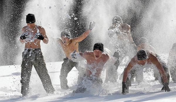 Как мороз вредит нашей коже?