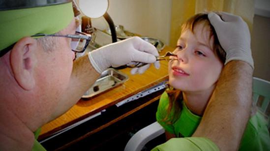 У детей определить гайморит может только врач