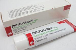 Лечение псориаза при помощи солидола