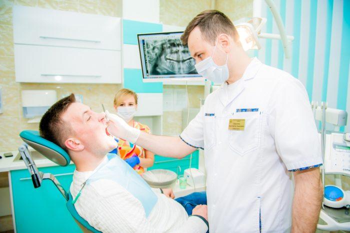 стоматит стоматолог