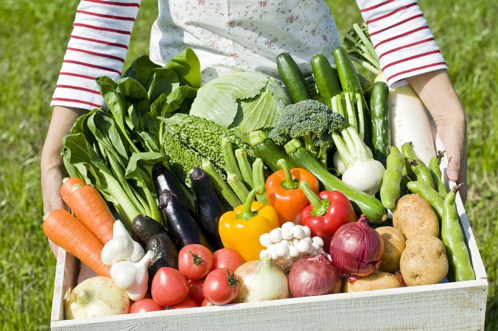 Лучшие овощи для детоксикации, омоложения и оздоровления кожи лица