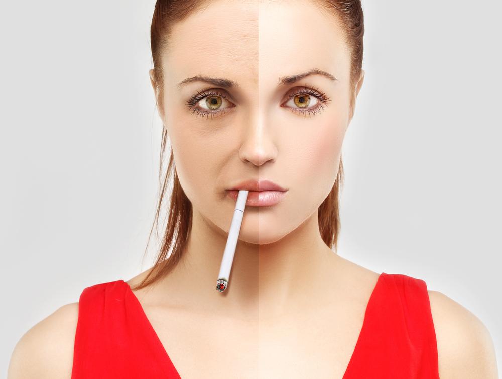 Заболевания женщин от курения