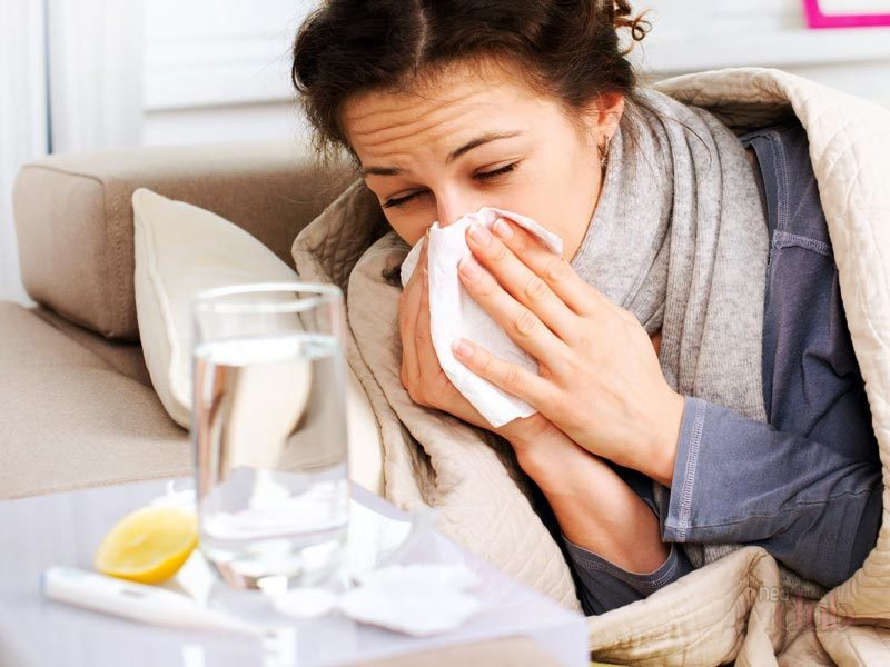 Можно ли лечить зубы при простуде