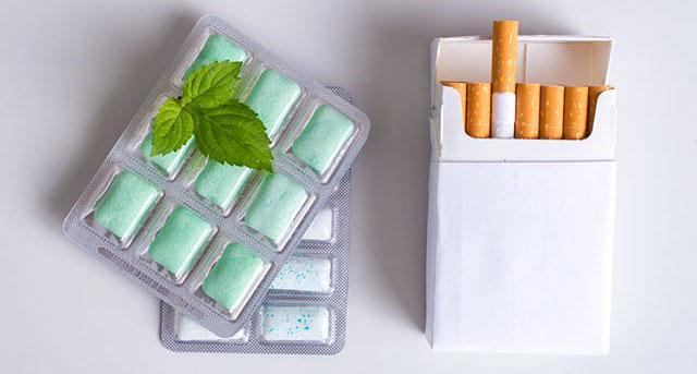 Чем лучше заменить сигареты