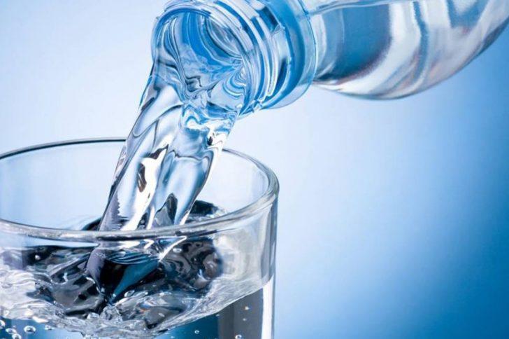 Минеральная вода от прыщей