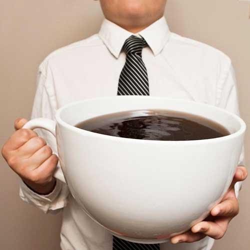 coffe big