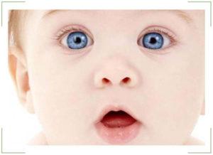Расширенные зрачки у ребенка