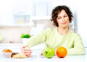 Правильное питание поможет вернуть упругость и красоту коже