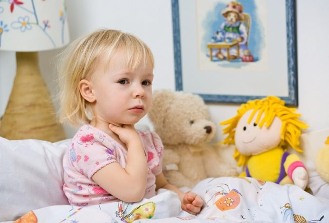 Особенности лечения стоматита у 2-летнего ребенка