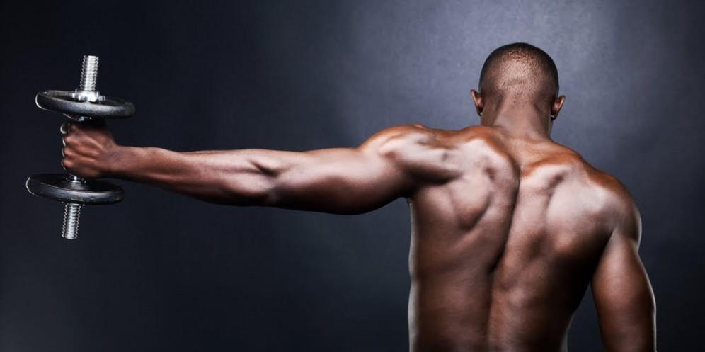 Курение и рост мышц