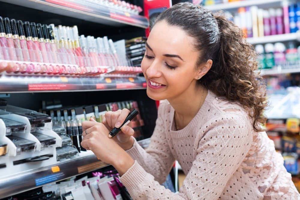 Правила подбора и нанесения тонального крема на лицо
