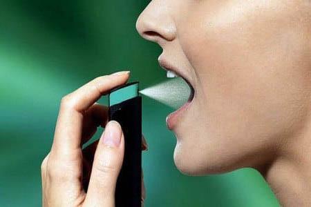 Спрей против курения