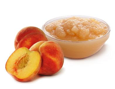 Пюре из персика на лицо