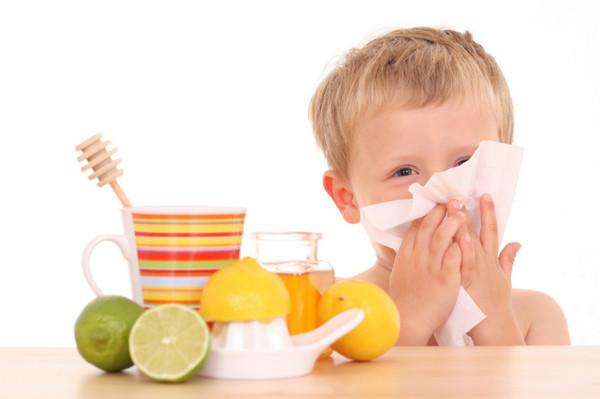 Народное лечение заложенности носа у детей