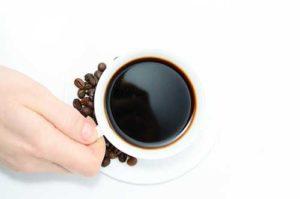 Из-за кофе появляются прыщи