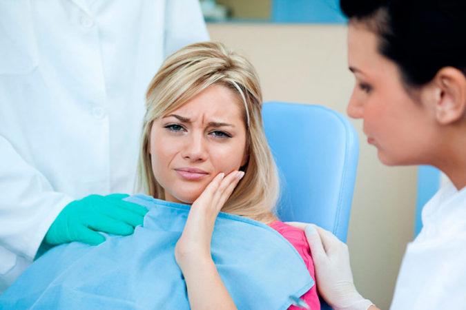 Способы снять воспаление дёсен при беременности