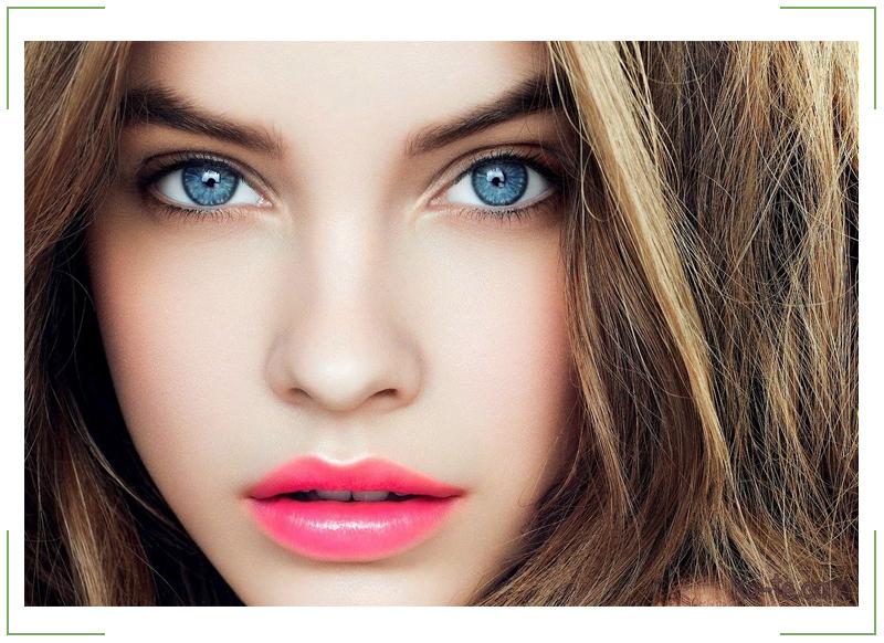 голубые глаза 2