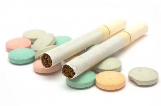 Леденцы против курения