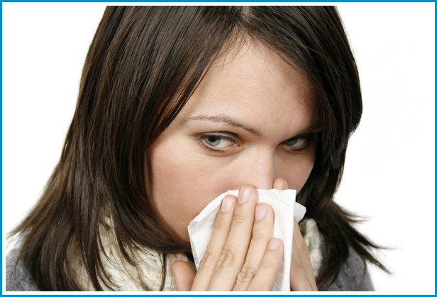 Затруднение носового дыхания