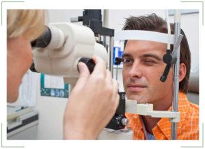 Реабилитация после лазерной коррекции зрения