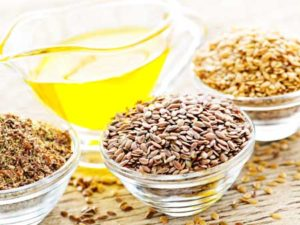Польза льняного масла для кожи