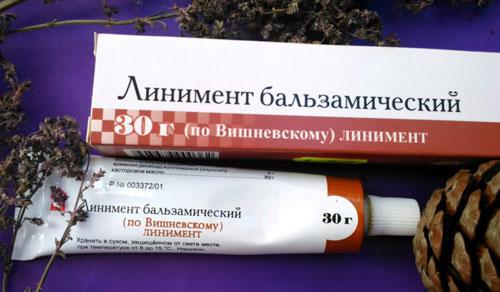 Линимент бальзамический по Вишневскому 30 г